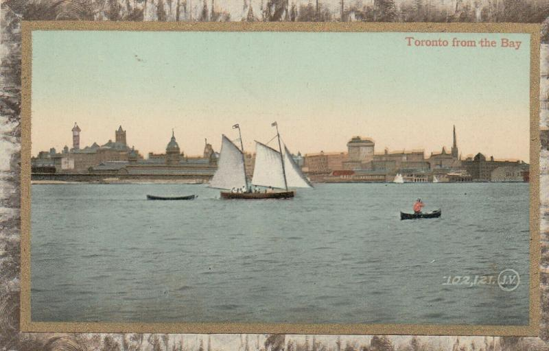 TORONTO , Ontario , Canada , 1900-10s ; From the Bay