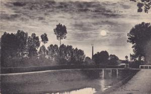 VIERZON, Cher, France; Le Canal au Clair de Lure, 00-10s