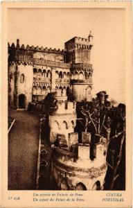 CPA Lisboa- Sintra, Un aspect du Palais de la Pena. PORTUGAL (760633)