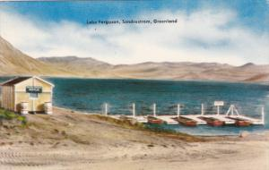Lake Ferguson , Sondrestrom , Greenland , 40-60s
