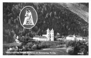 Wallfahrtskirche Maria Schutz am Semmering