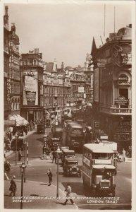 RP: LONDON , England, 1900-10s ; Shaftesbury Avenue