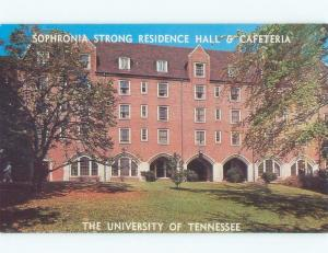 Pre-1980 University Of Tennessee - Knoxville TN E0874