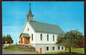 St Peters by the Sea Community Chapel,Eagle Harbor,MI BIN