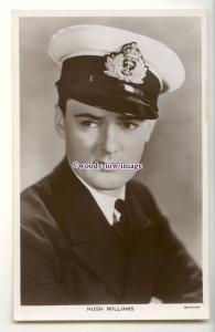b6167 - Film Actor - Hugh Williams, Picturegoer Series, No.1122 - postcard