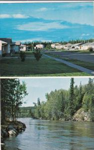 Split views , THOMPSON , Manitoba , Canada , PU-1975