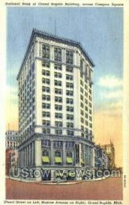 National Bank of Grand Rapids Grand Rapids MI Unused