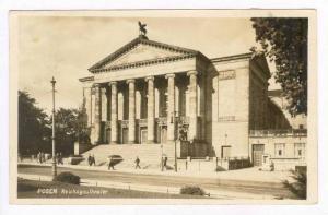 RP, Reichsgautheater, Posen, Poland, PU-1923 theatre