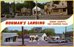 Akron, Ohio, Hohman's Landing, Summit County's First Shopping Plaza