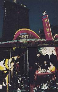 Del Webb's Mint Hotel-Casino on Famed Fremont Street, Casino Center,  Las Veg...