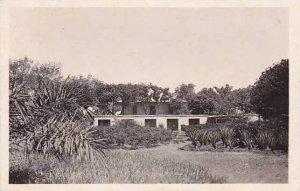 Africa Sudan Bamako Le Jardin Zoologique Real Photo RPPC