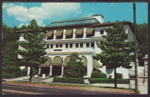 Maurice Bath House,Hot Springs,AR Postcard BIN