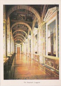 Russia Leningrad The Hermitage The Raphael Loggias