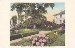 Maryland Nemours Katherine of Russia Gates and Garden Albertype