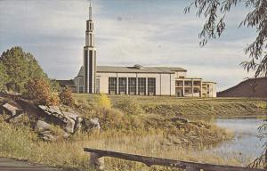 GLORIETA, New Mexico, 1940-1960's; Holcomb Auditorium, Glorieta Baptist Assembly