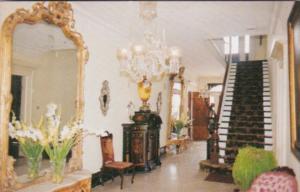 Louisiana Brittany Rosewood Manor The Entrance Hall