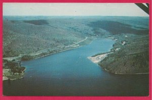 H-001 - Willow Bay at Kinzua Dam,  Allegheny Reservoir Contempora...