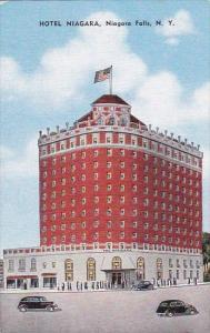 New York City Hotel Niagara Niagara Falls