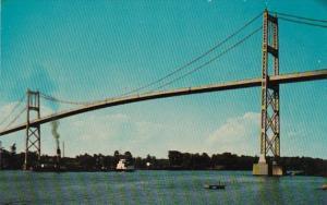 New York Thousand Islands International Bridge