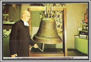 New Mexico, Santa Fe - San Miguel Mission Oldest Bell - [NM-017]