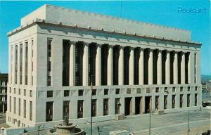 TN, Nashville, Tennessee, Davidson County Public Building, Dexter No. 29637-B
