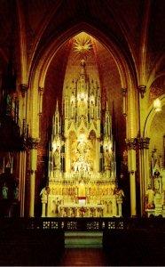 Pennsylvania Lebanon Assumption B V M Church