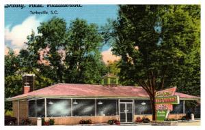 South Carolina Turbeville , Shady Rest Restaurant