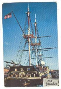 U. S. S. Constitution (Old Ironsides), Navy Yard, Boston, Massachusetts, 19...