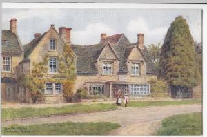 Worcestershire; Yew Tree House, Broadway PPC, Unposted By Salmon
