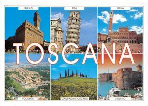Italy Toscana Firenze Pisa tower Siena Volterra Livorno multiviews