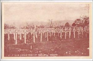 US Cemetery at Belleau Wood