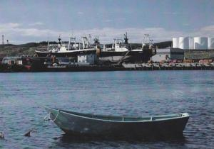 Ships, Marystown, Newfoundland, Canada,   50-70s