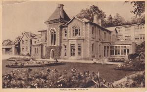 TORQUAY , Devon , England , PU-1937 : Hotel Riviera