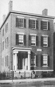 Residence of the family of Gen. Robert E Lee, 1864 ?????65 707 E. Franklin St...