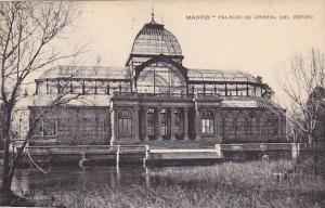 Palacio De Cristal Del Retiro, Madrid, Spain, 1900-1910s