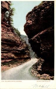 Colorado Williams Canyon 1908 Detroit Publishing
