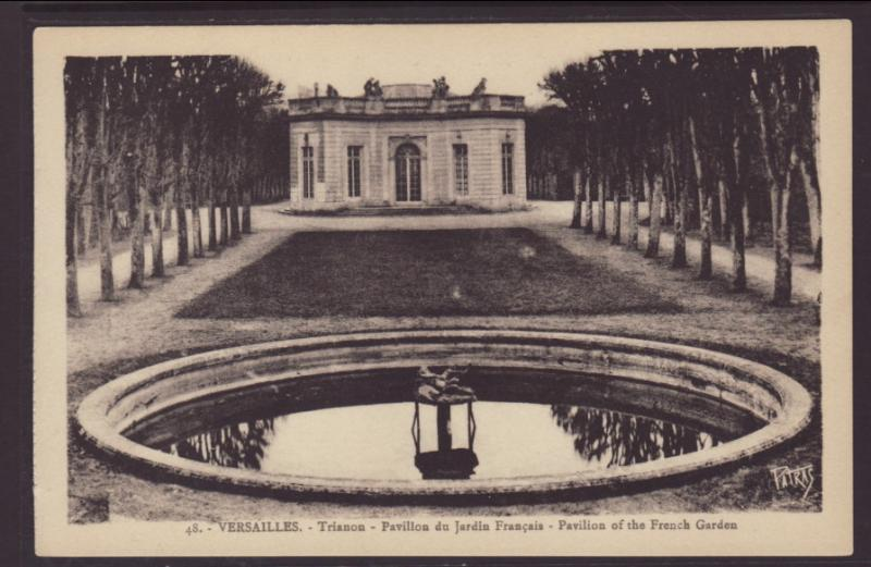 Pavilion of the French Garden,Versailles,France BIN