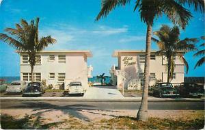 Sea Foam Apartments Hotel Rooms Fort Lauderdale Florida FL