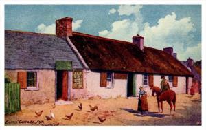 Scotland Ayr, Burn's Cottage