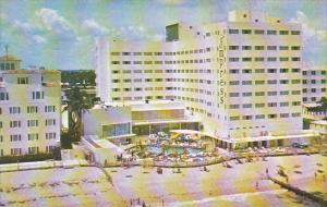 The Empress Hotel Pool Miami Beach Florida