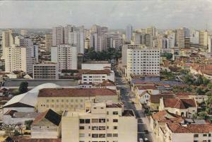 Aerial View, Downtown, CURITIBA, Brazil, 50-70´s