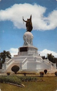Statue of Vasco Nunez de Balboa Panama Unused
