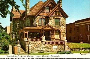 Colorado Denver Unsinkable Molly Brown Home