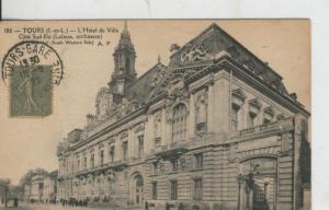 Postal 008609: Tours, Hotel de ville