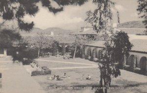 SAN DIEGO, California, 1920-30s; Main Quad, San Diego State College