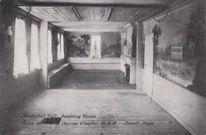 Peutucket Hall, Spalding House, Home Of Molly Varnum Chapter, D.A.R., LOWELL,...