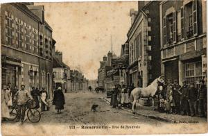 CPA ROMORANTIN - Rue de Beauvrais (208907)