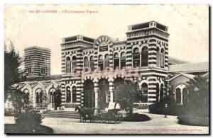 Salies de Bearn Old Postcard L & # Thermal 39etablissement