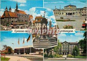 Modern Postcard Gottingen
