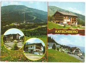Austria, Katschberg, used Postcard